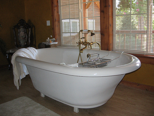 Bathtub - Some rights reserved by Erica Nicol