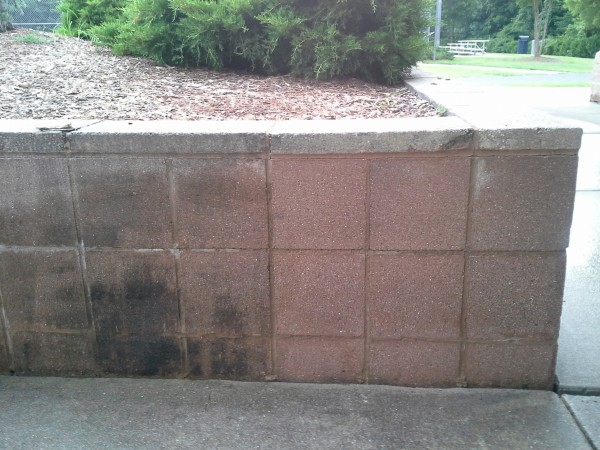 See the difference our affordable pressure washing service can make.