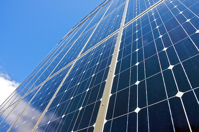 Who cleans solar panels? We do! Call us today for an estimate.